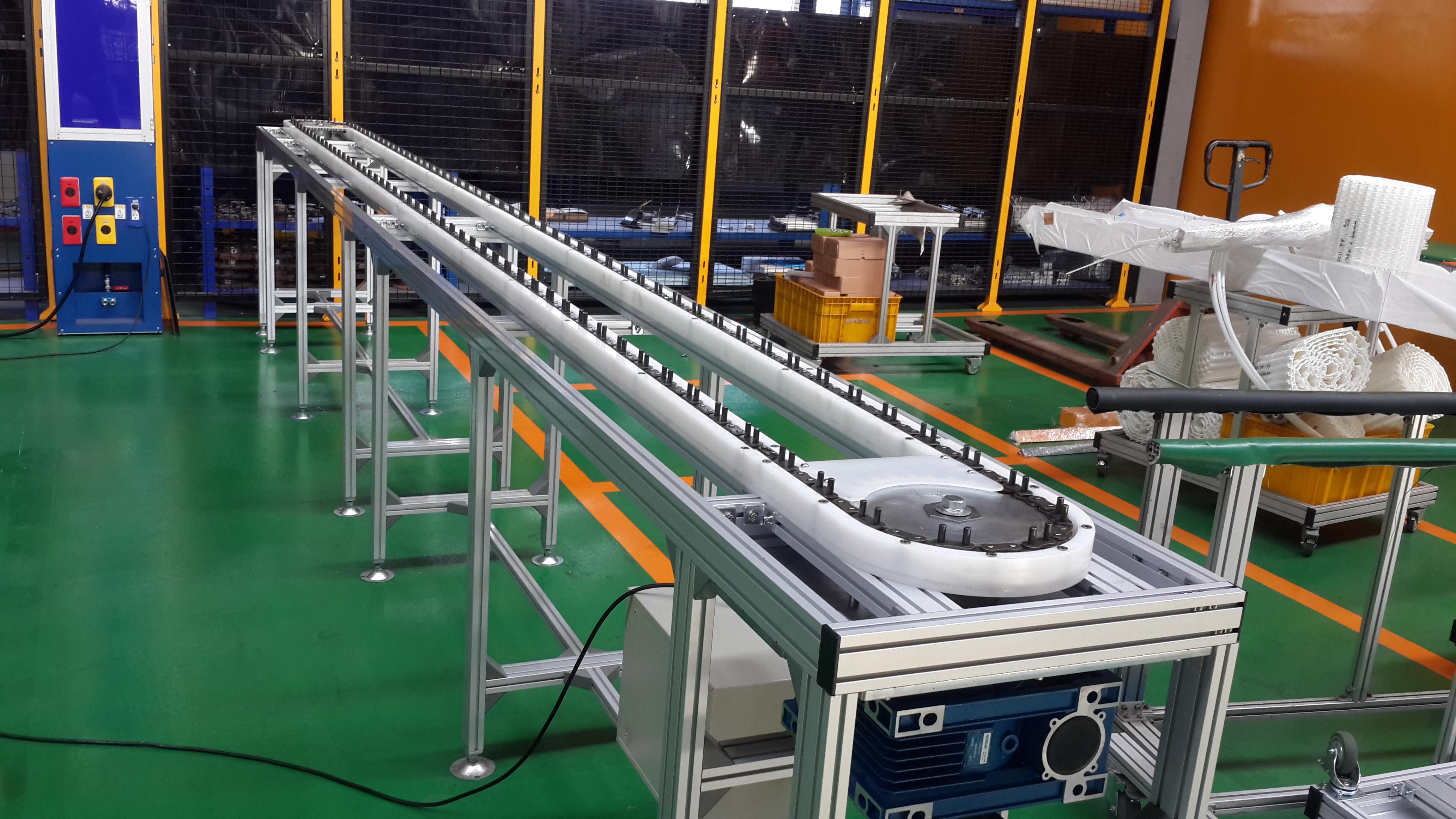 Conveyor System Yuan Yu Co Conveyors Belt Conveyors